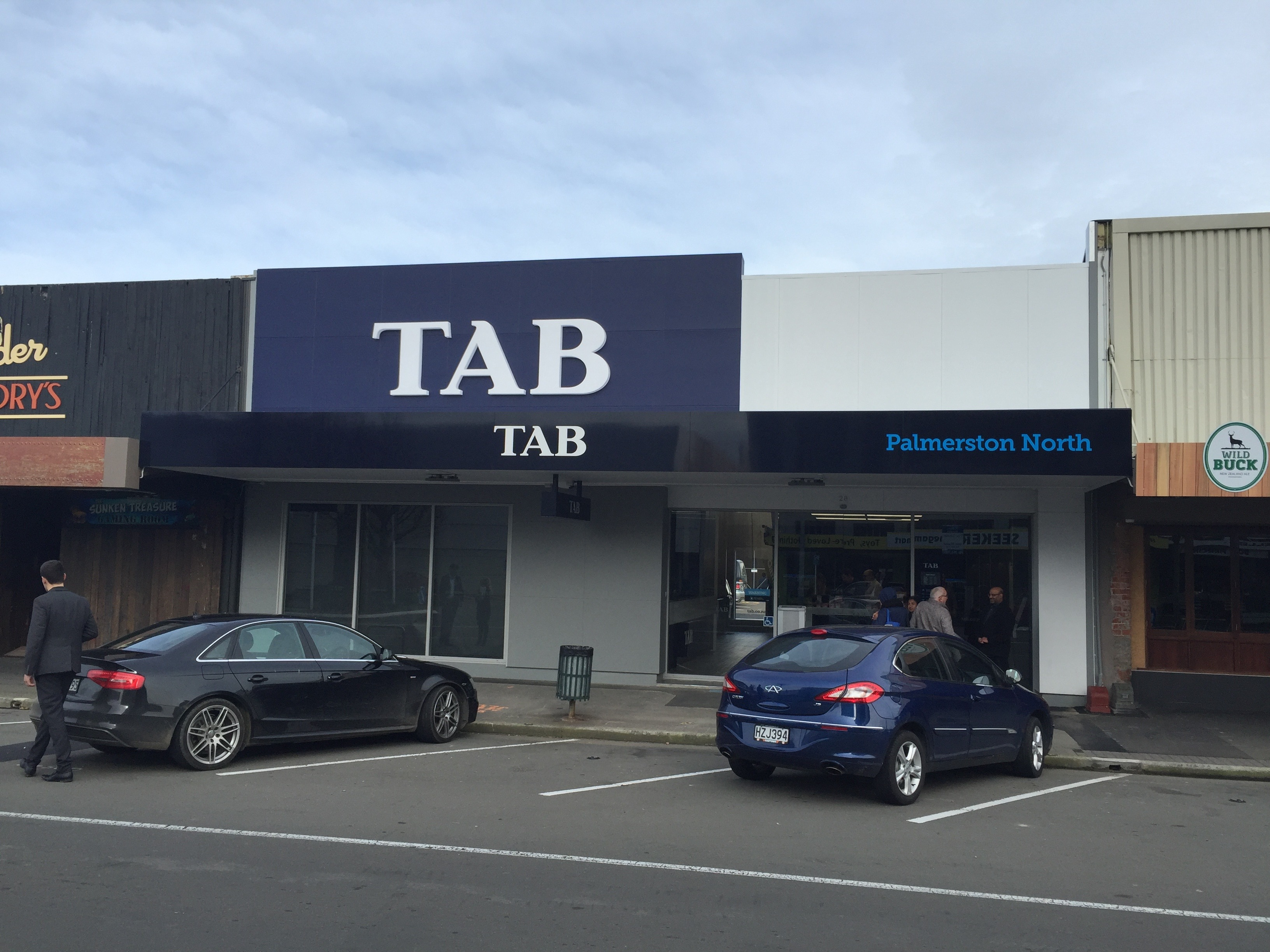 TAB Palmerston North